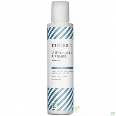 Matas Augen-Make-up Entferner - alle Hauttypen 125 ml