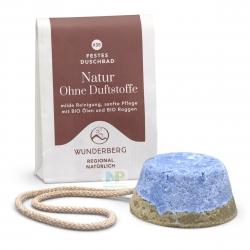Wunderberg Festes Duschbad - für alle Hauttypen 80g