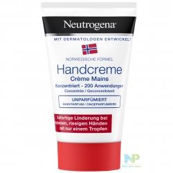 Neutrogena Unparfümierte Handcreme