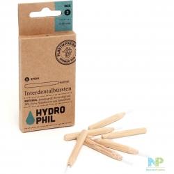 HYDROPHIL Nachhaltige Interdentalbürsten 6 Stk. - 0,6mm ISO 3