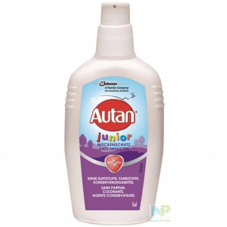 Autan Junior Gel - Schutz gegen Mücken 100 ml