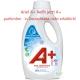 A+ Sensitive White - Flüssigwaschmittel Weiße Wäsche 16 WL 880 ml