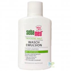 Sebamed Waschemulsion trockene Haut parfümfrei 20 ml Probe