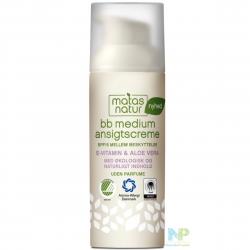 Matas Natur BB Cream medium mit LSF 15 - mittel 50 ml