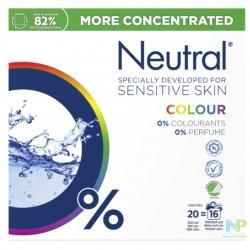 Probe Neutral Waschpulver Farbwäsche 1 WL  48 g