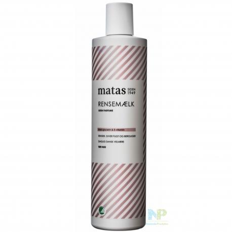 Matas Reinigungsmilch für trockene Haut 500 ml