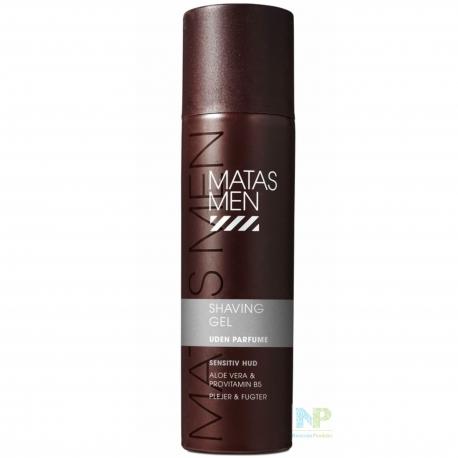 Matas Men Shaving Gel / Rasiergel Sensitiv 200 ml
