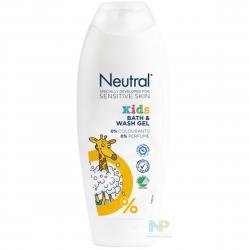 Neutral Kids Bath & Wash Gel