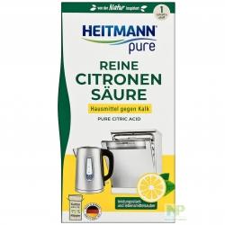 HEITMANN pure Reine Citronensäure - gegen Kalk