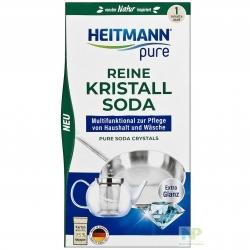 HEITMANN pure Reine Kristall-Soda - für Haushalt, Wäsche und Garten