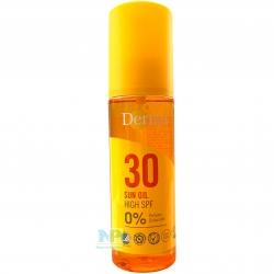 Derma Sun Oil - Zonneolie Spray SPF 30 (HIGH) 150 ml