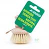 NAIKED Spülbürste für Töpfe und Geschirr - plastikfrei