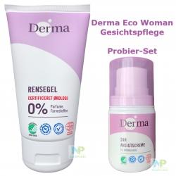 Derma Eco Woman Gesichtspflege Probier-Set
