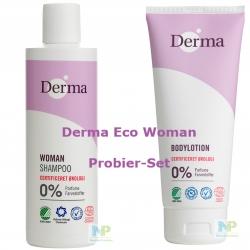 Derma Eco Woman Probier-Set