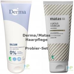 Derma/Matas Haarpflege Probier-Set