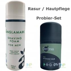Rasur / Hautpflege Probier-Set
