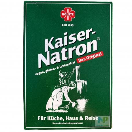 HOLSTE Kaiser Natron Pulver - für Küche, Haus & Reise