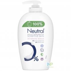Neutral Intim Waschlotion