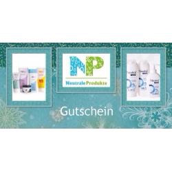 Geschenkgutschein Gutscheinkarte 15 EUR