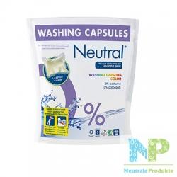 "Neutral Waschkapseln ""Farbwäsche"" 10 WL  10 x 26,5g"