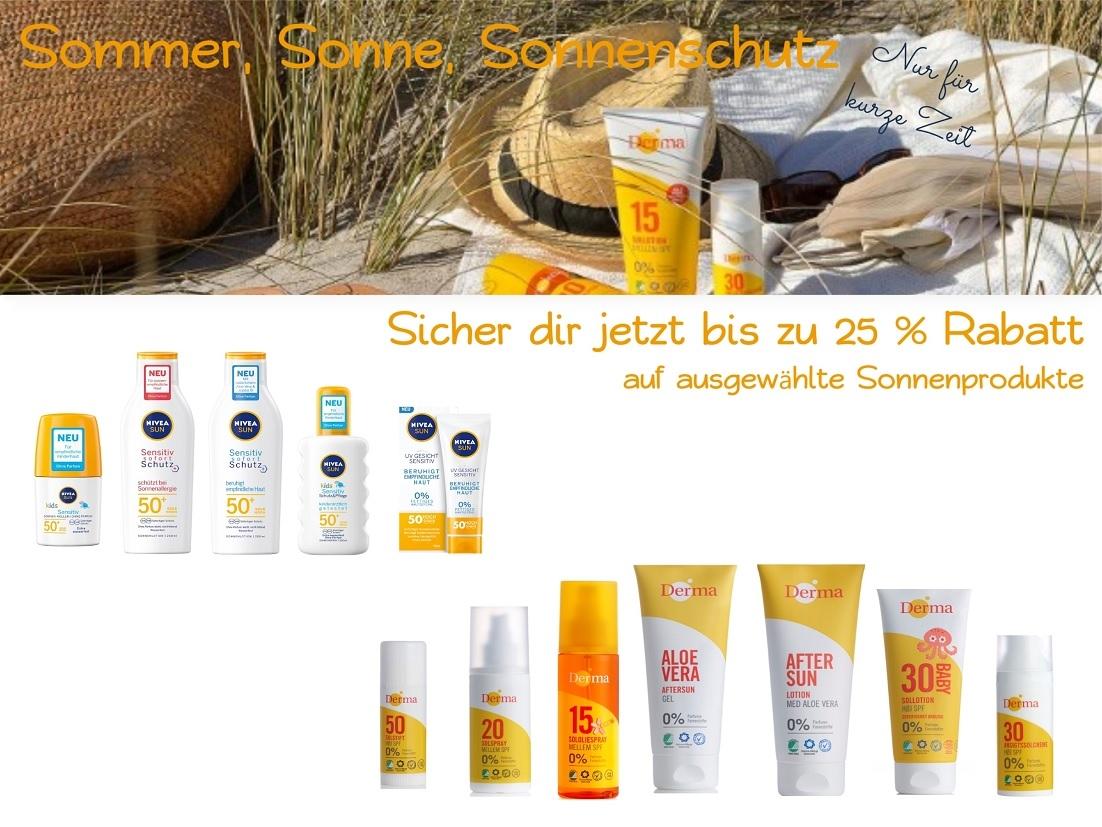 NeutraleProdukte - Sonnenpflege