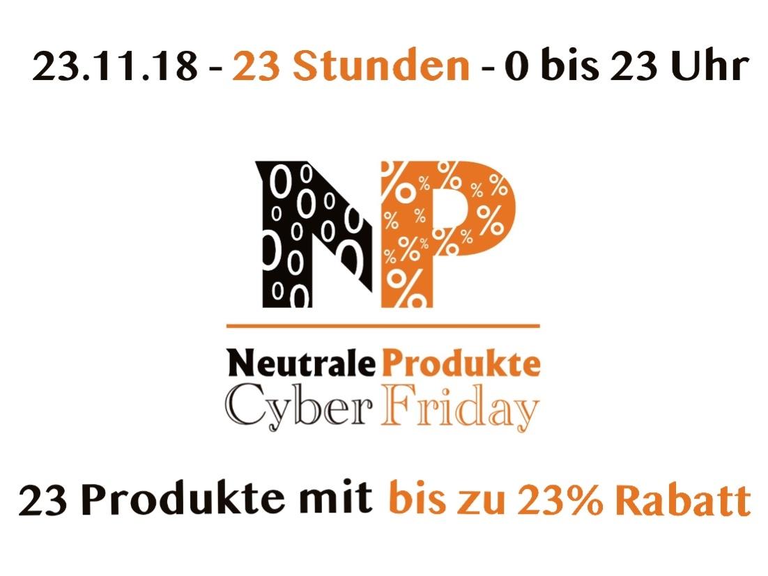 NeutraleProdukte - CyberFriday