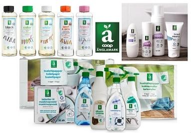 Änglamark - Parfümfreie Produkte für Körper & Haushalt