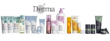 Derma - Körperpflege, Sonnenschutz & Waschmittel für die ganze Familie