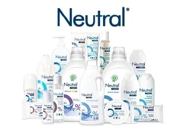 Neutral - Parfümfreie Produkte für Körper & Haushalt
